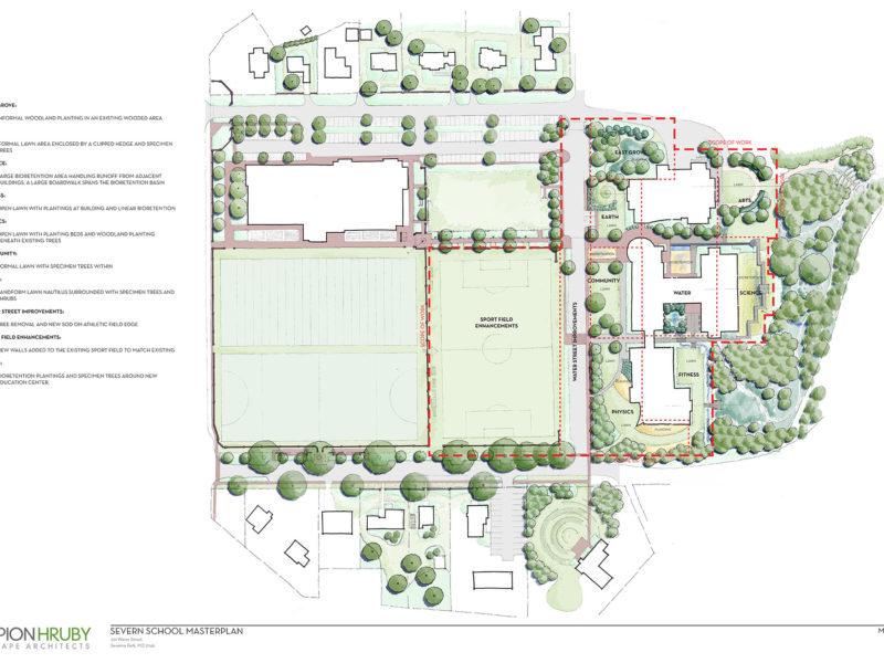 Severn-School-Masterplan_12.05.2014_Masterplan-w-Labels-v1_CHLA